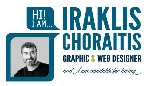 Iraklis Choraitis Logo
